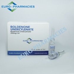 Boldenone Undecylenate 250mg/ml  -Amp