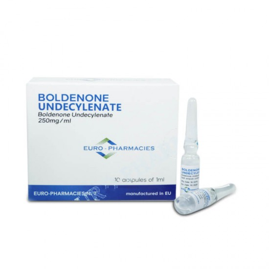 Boldenone Undecylenate 250  EQ