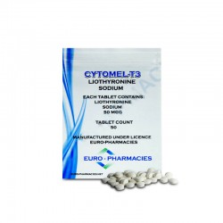 Cytomel t3 50mcg/tab