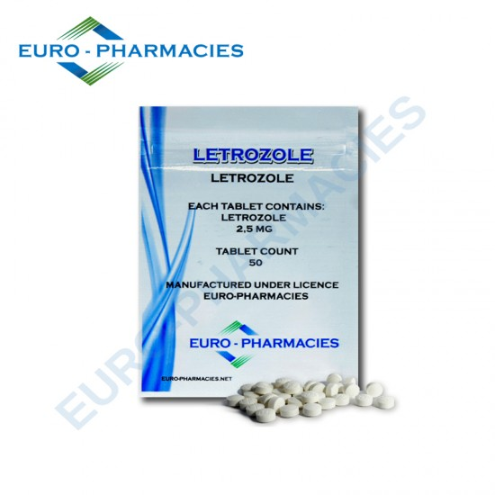 letrozole 50 tab 2.5 mg  -Baggies