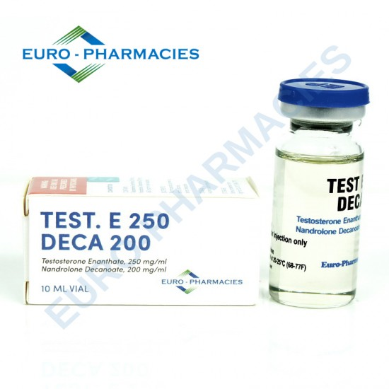 Test.E 250/Deca 200  Te/DEC